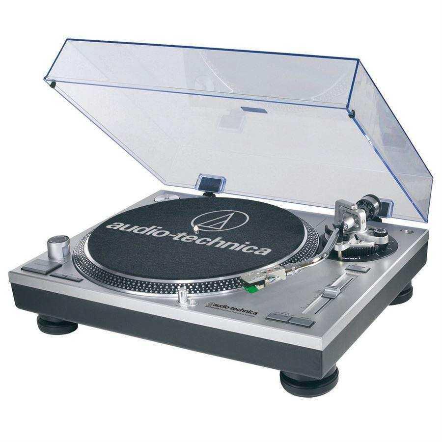 Audio Technica AT-LP120-USB Silver