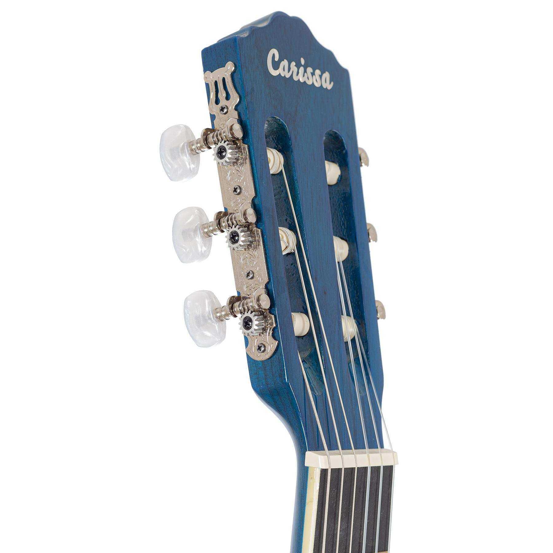 CARİSSA -CG-160 BLS ( BLUE )KLASİK GİTAR