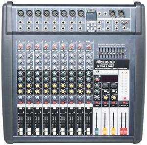 D-SOUND XPM-1000 POWER MİXER