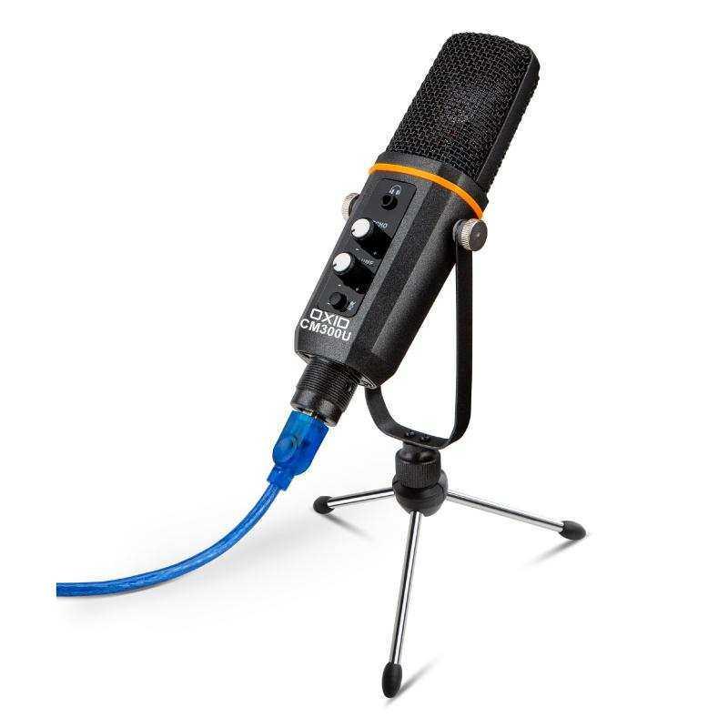 Oxid Cm-300U Profesyonel Condenser Mikrofon