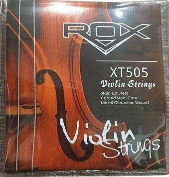 ROX  XT-505 KEMAN TELİ  (VİOLİN ) TAKIM TEL