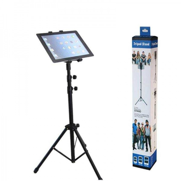 Tablet Tripod Stand Mount For 7-10 Table PC Stand